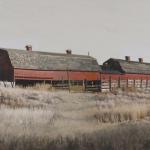 Davies Barn, Rosebud